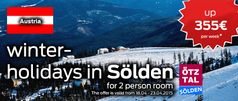 Holidays in Sölden