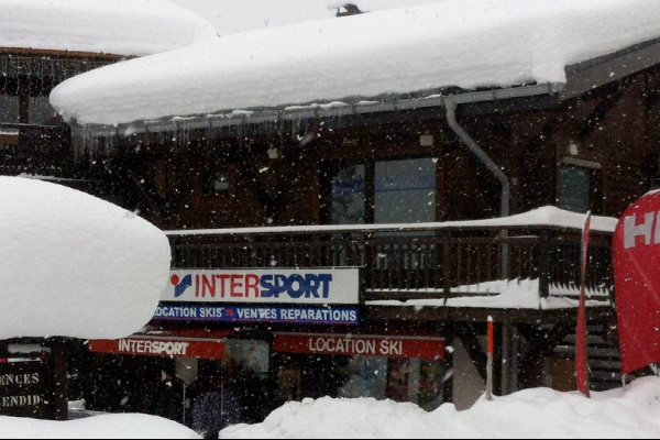 INTERSPORT COMBLOUX
