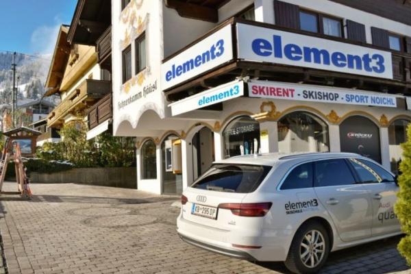 Element3 – Skiverleih